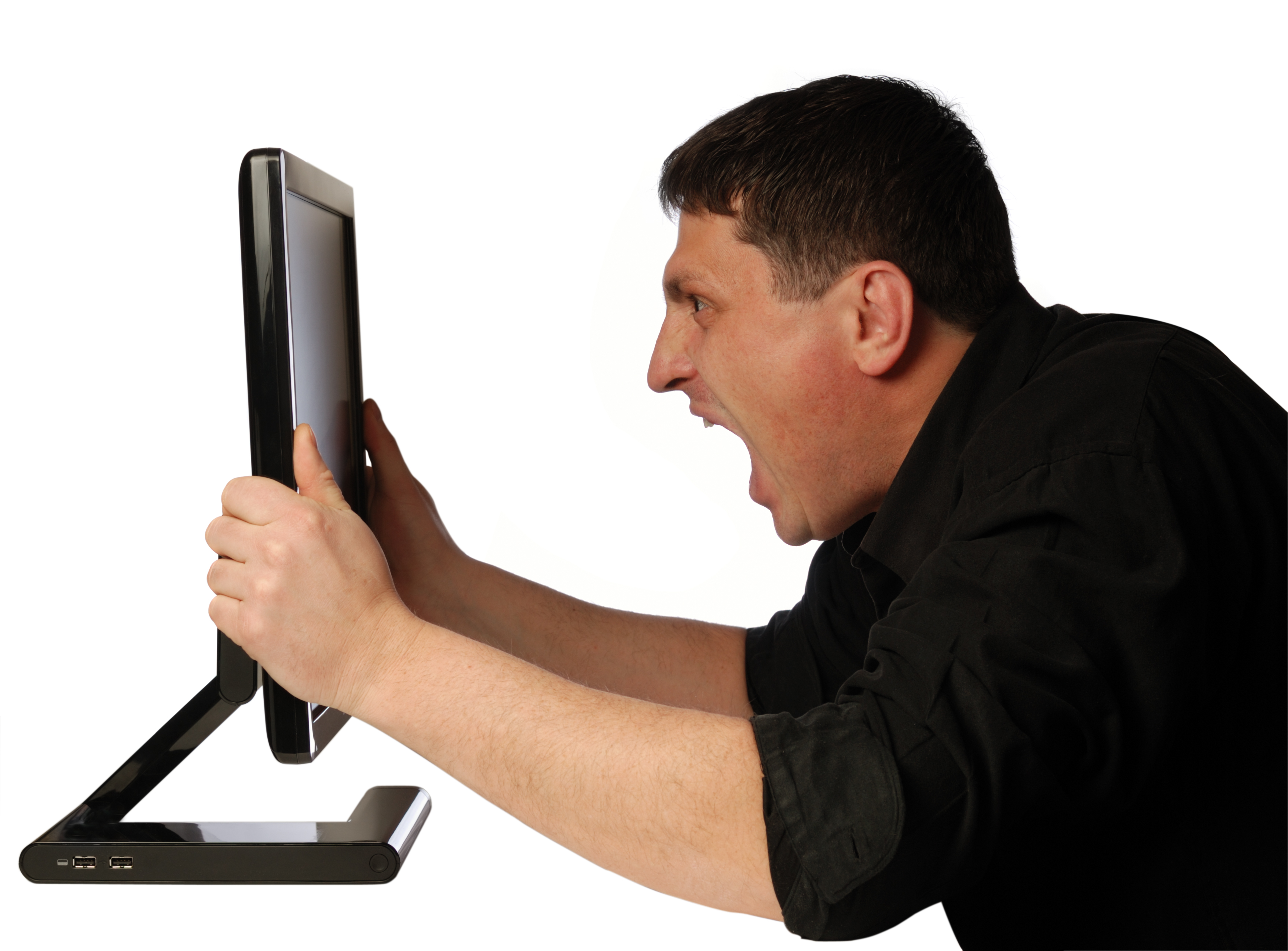 301 Moved Permanently Angry Computer Guy